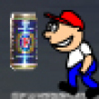 Action games: Beer Monster