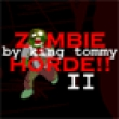Shooting games: Zombie Horde 2
