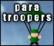 Shooting games: Paratroopers