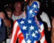 Funny pics mix: Patriotic body paint picture