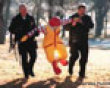 Funny pics mix: Ronald gets arrested picture