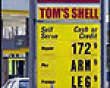 High gas prices picture