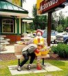 Funny pictures : Happy Ronald McDonald