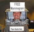 Funny pictures: Free Mammogram