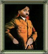 Funny pictures : Hitler Gone Gangsta