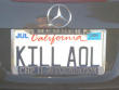Funny pictures : License Plate Protest