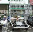 Funny pictures : Big cart