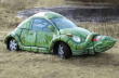 Funny pictures : Custom turtle automobile