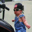 Funny pictures : Tough Baby