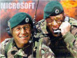 Funny pictures : Microsoft Soldiers