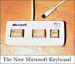 Funny pictures : The New Microsoft Keyboard