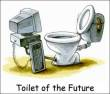 Funny pictures : Toilet Of The Future