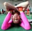 Funny pictures : The Crazy Contortionist