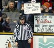 Funny pictures : Hockey Fan Prank