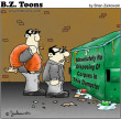 Funny pictures : Dumpster