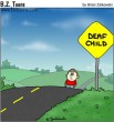 Funny pictures : Deaf child