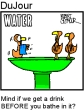 Funny pictures : Water