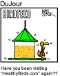 Funny pictures : Birdfeed