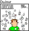 Funny pictures : Airmail