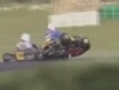 Karting crashes