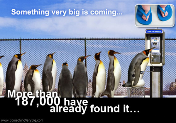 Funny pictures : Something Very Big Is Coming
