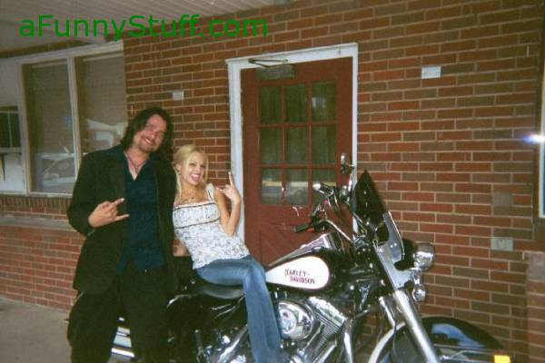 Funny pictures : Christian Lestat Bussiere and Jesse Jane