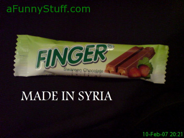 Funny pictures : Made In Syria
