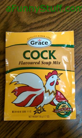 Funny pictures : cock soup