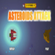 Shooting games : Asteroids Attack