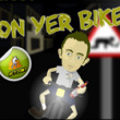 Action games : On Yer Bike