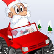 Racing games : Santa Rush