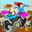 Action games : Rooftop Runner