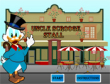 Free games :  Uncle scrooge stall
