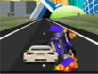 Racing games: Crashing Car
