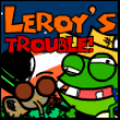 Action games: Leroys Trouble