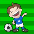 Sport games : Iphone Puzzle Soccer World Cup 2010