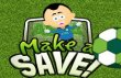 Sport games: Make a Save