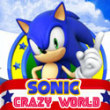 Action games : Sonic Crazy World