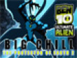 Action games: Ben 10 Alien force : Big chill the protector of earth