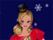 Free games : HT83 sexy christmas dress up