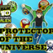 Action games: Ben10 Alien force protector of the universe