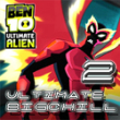 Action games: Ben10 Ultimate bigchill action