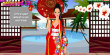 Free games : HT83 Japanese fashionable kimono dress up-1
