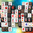 Free games : Black and White Mahjong 2