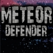 Action games: Meteor Defender
