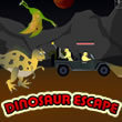 Shooting games : Dinosaur Escape