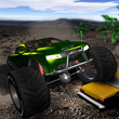 Racing games : 4x4 Monster 2