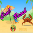 Crab Beach Decor