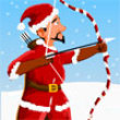 Free games: Christmas Archer