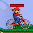 Free games : Mario BMX Ultimate 2